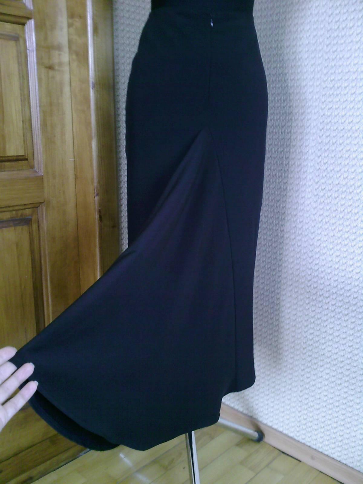 Сумка из юбки